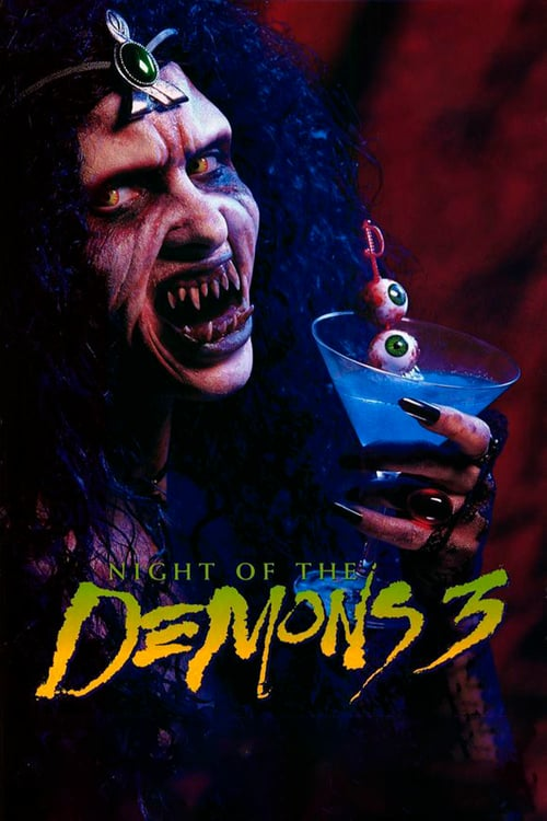 Night of the Demons III - Movie Poster