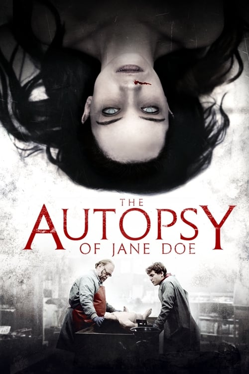The Autopsy of Jane Doe - Movie Poster