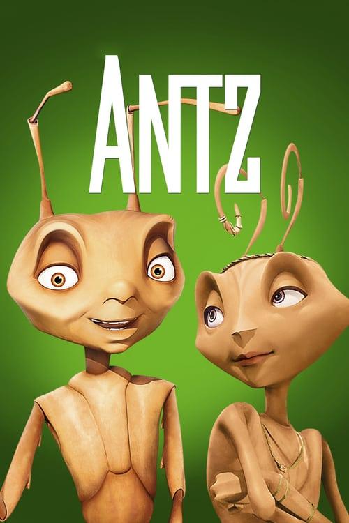 Antz - Movie Poster