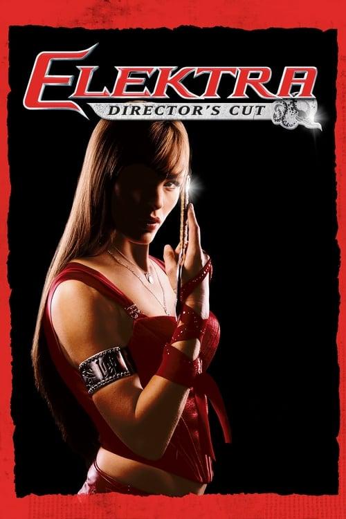 Elektra - Movie Poster