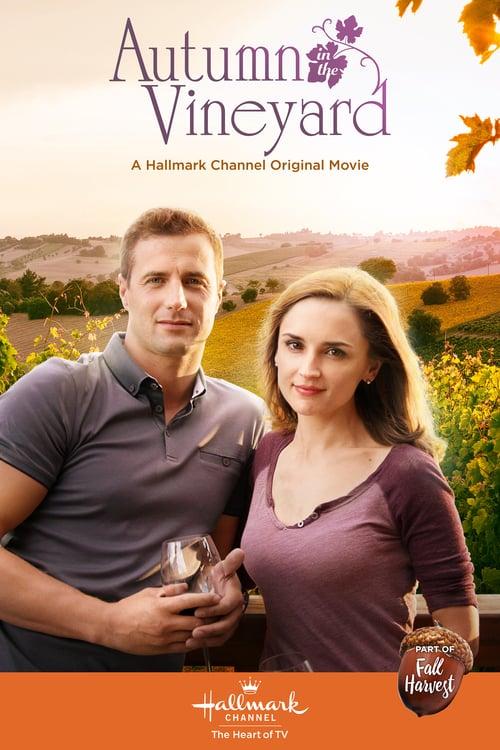 Autumn in the Vineyard - Movie Poster