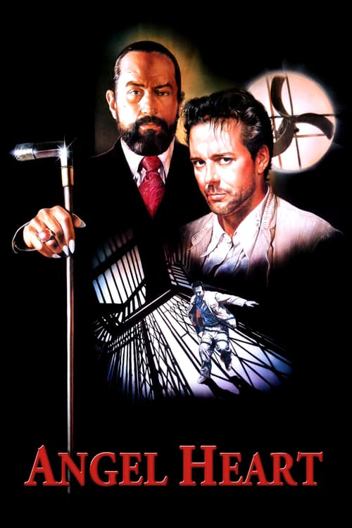 Angel Heart - Movie Poster