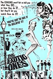 The Exotic Ones - Movie Poster