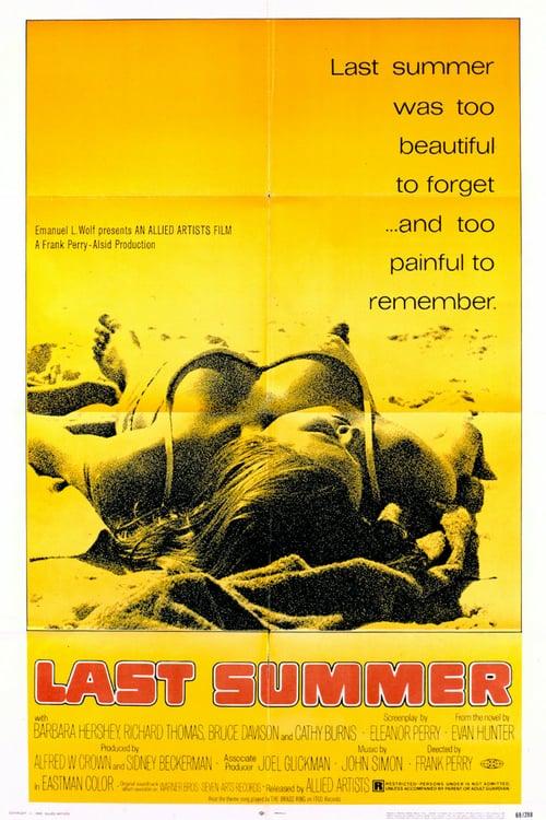 Last Summer - Movie Poster