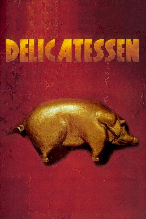 Delicatessen - Movie Poster