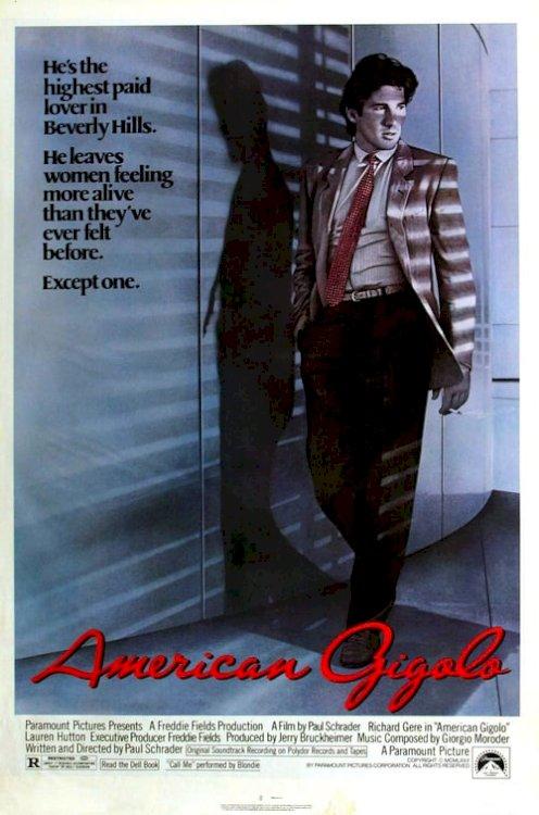 American Gigolo - Movie Poster