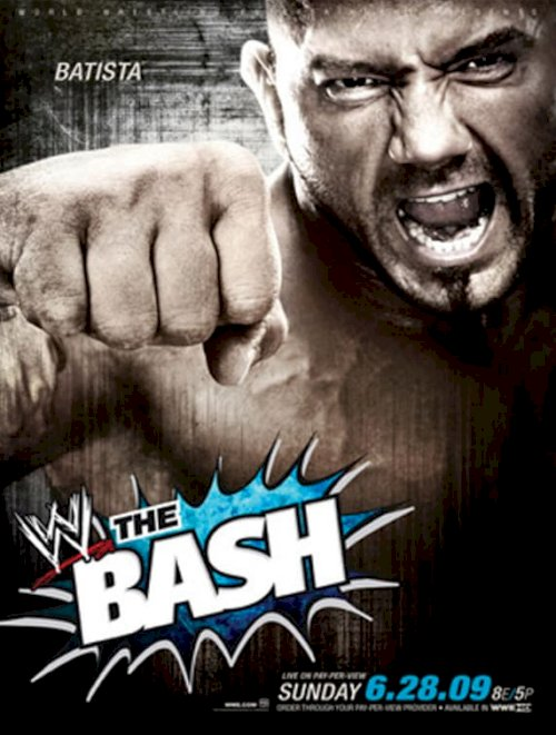 WWE The Bash 2009 - Movie Poster