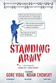 Standing Army - Movie Poster