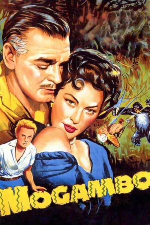 Mogambo - Movie Poster