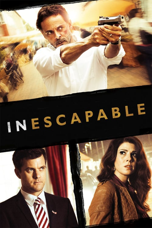 Inescapable - Movie Poster