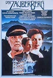 The Magic Mountain - Movie Poster