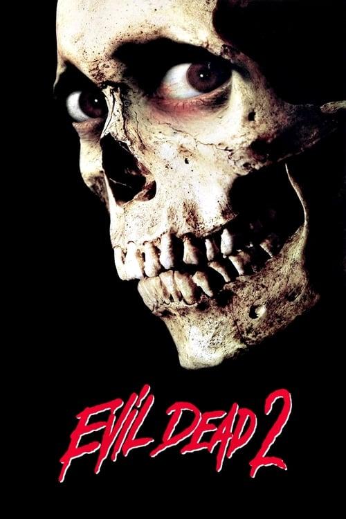 Evil Dead II - Movie Poster