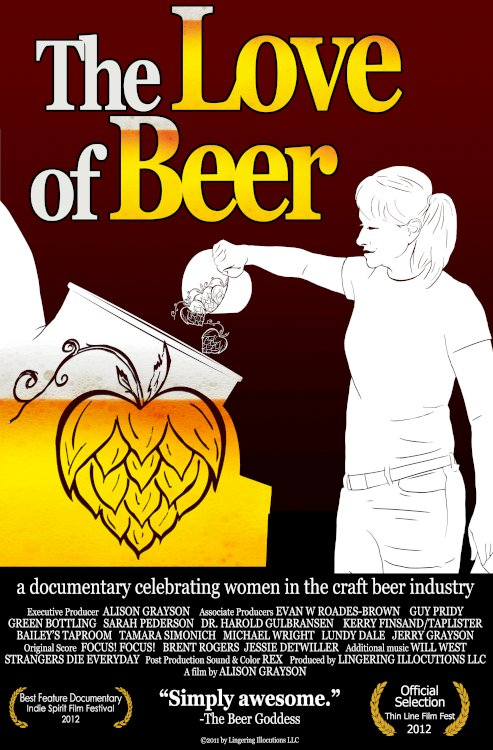 The Love of Beer - Movie Poster