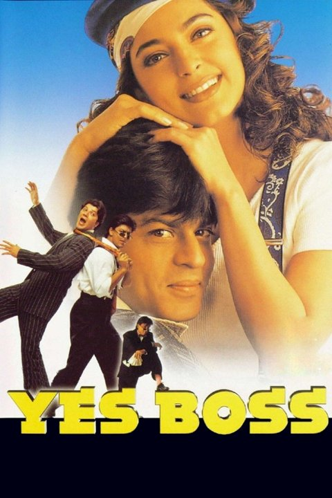 Yes Boss - Movie Poster
