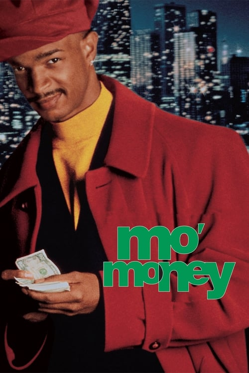 Mo' Money - Movie Poster