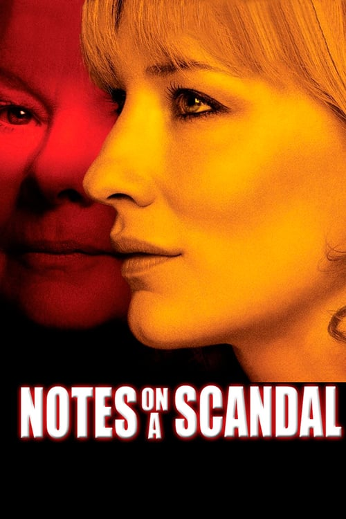 Notes on a Scandal - Movie Poster