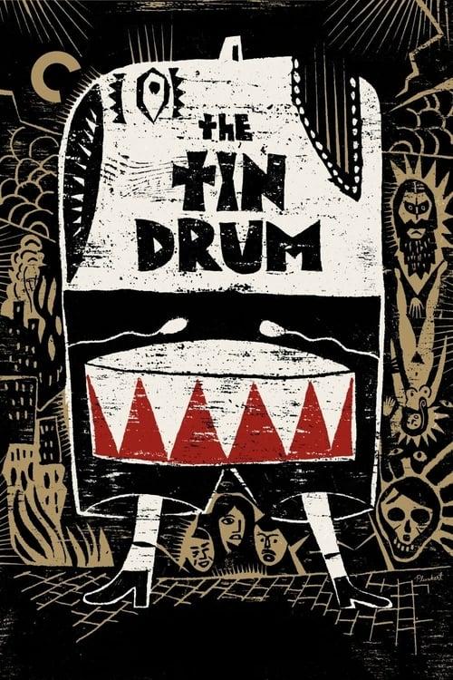 The Tin Drum - Movie Poster