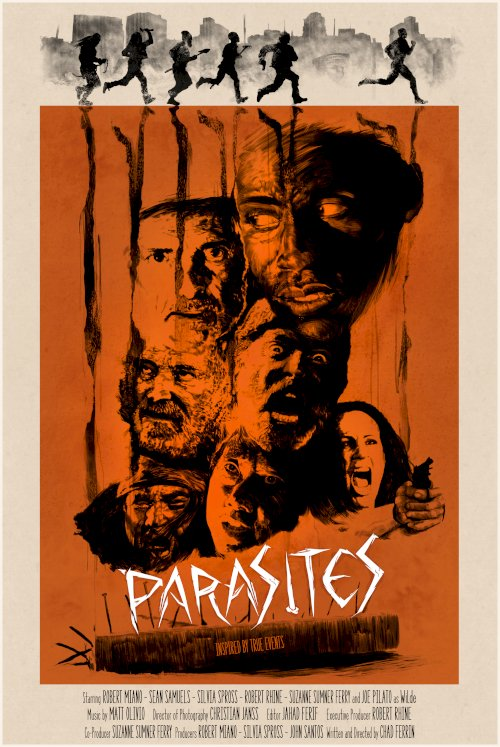 Parasites - Movie Poster