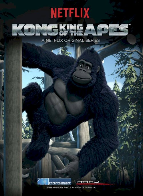 Kong: King of the Apes - Movie Poster