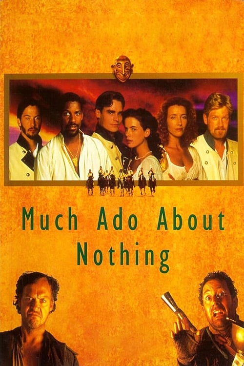 Much Ado About Nothing - Movie Poster