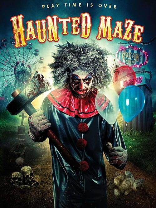 Haunted Maze - Movie Poster