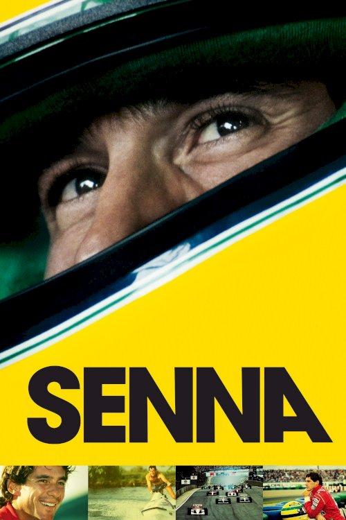 Senna - Movie Poster
