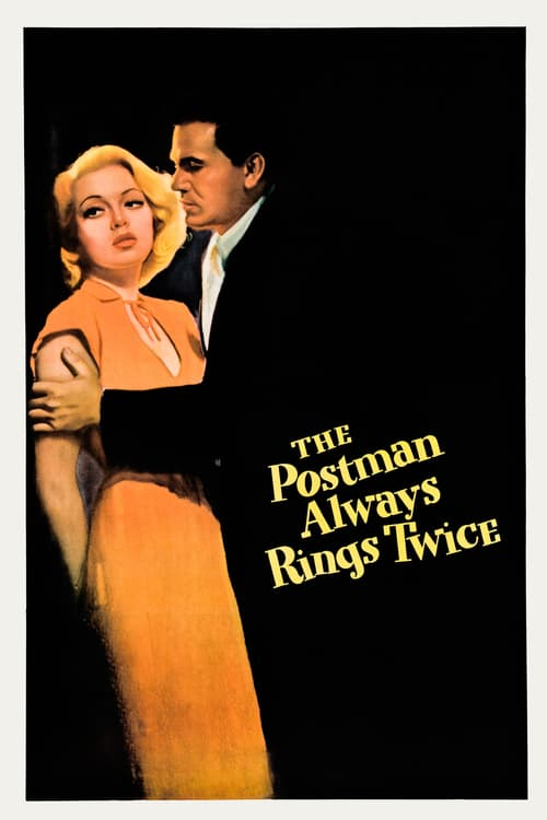 The Postman Always Rings Twice - Movie Poster