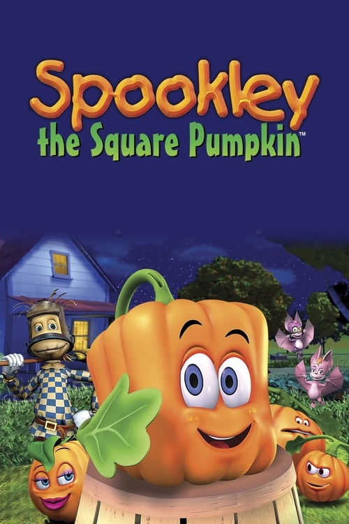 Spookley the Square Pumpkin - Movie Poster