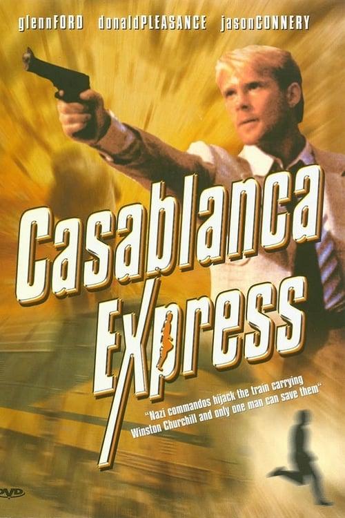 Casablanca Express - Movie Poster