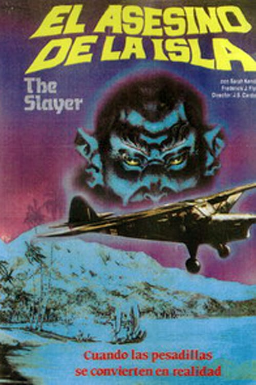 The Slayer - Movie Poster