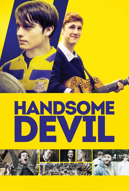 Handsome Devil - Movie Poster