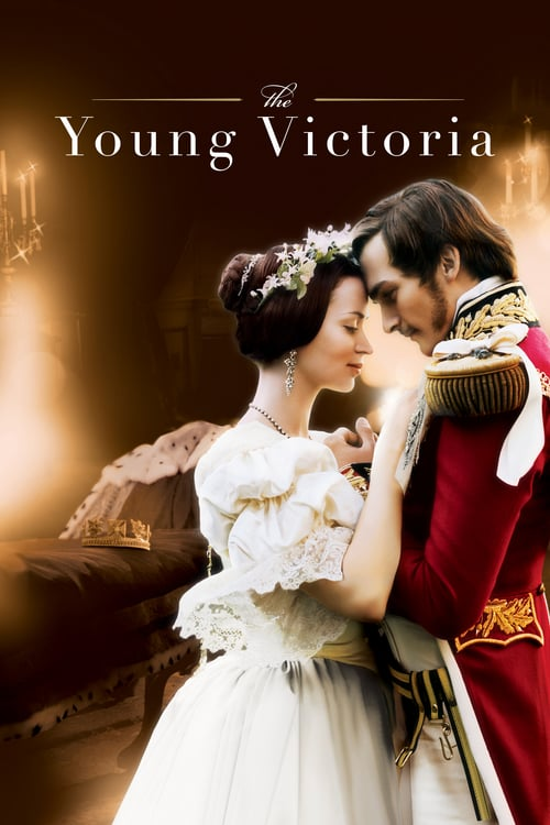 The Young Victoria - Movie Poster