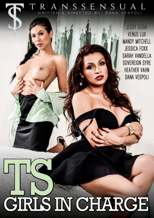 TS Girls in Charge - Movie Poster