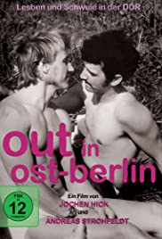 Out in East Berlin: Lesbians and Gays in the GDR - Movie Poster