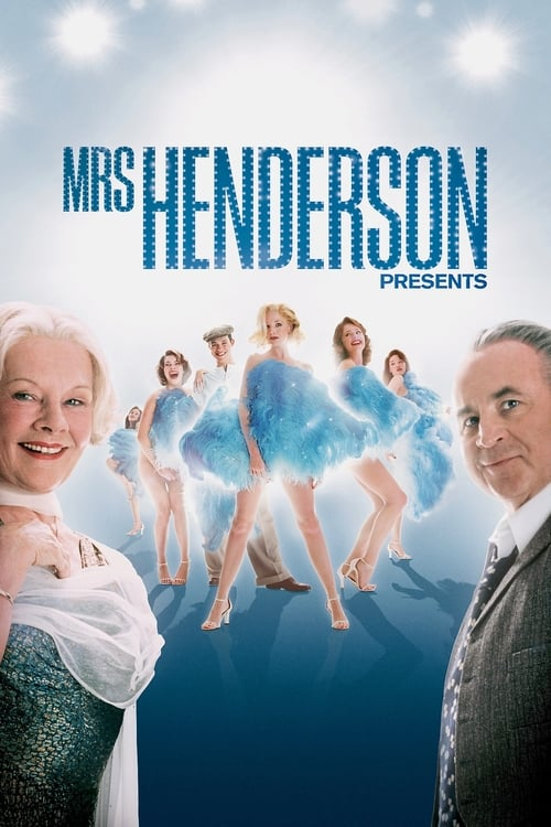 Mrs Henderson Presents - Movie Poster