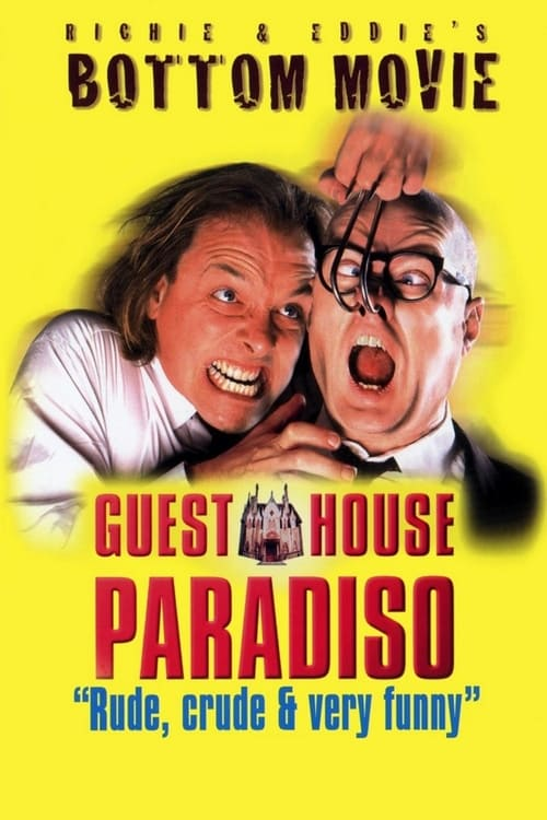 Guest House Paradiso - Movie Poster