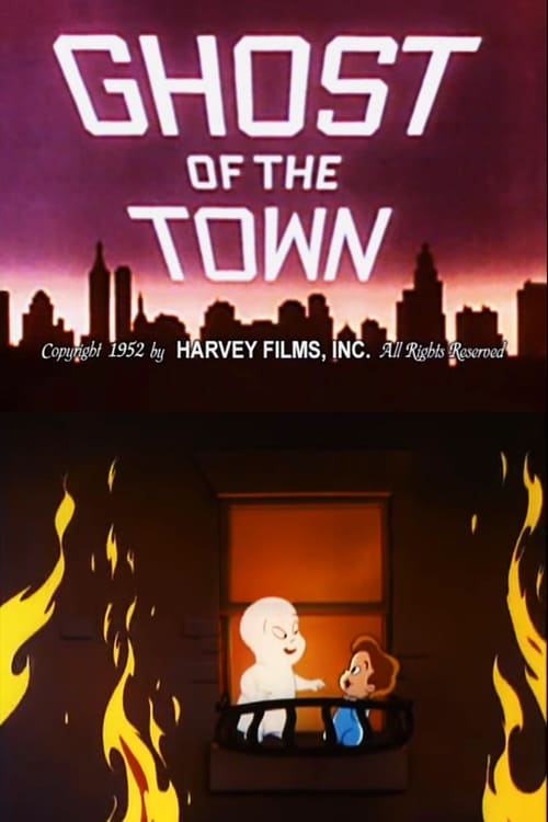Ghost of the Town - Movie Poster