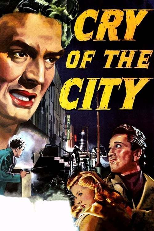 Cry of the City - Movie Poster