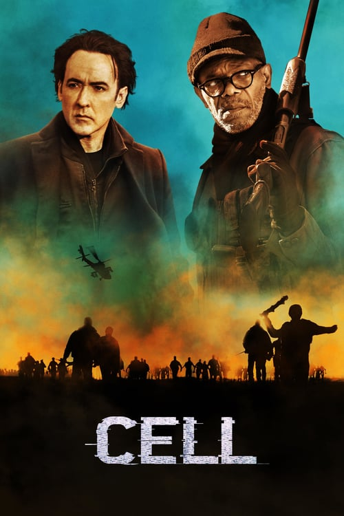 Cell - Movie Poster