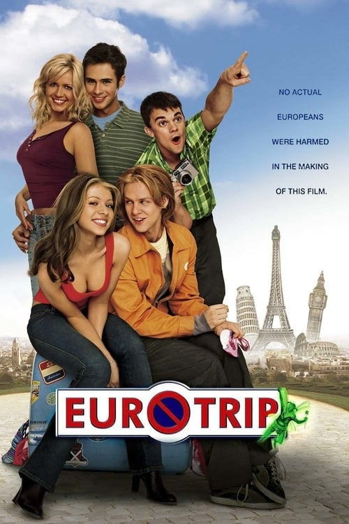 EuroTrip - Movie Poster