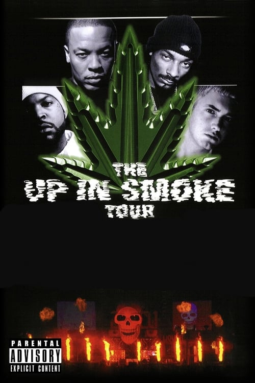 The Up in Smoke Tour - Movie Poster