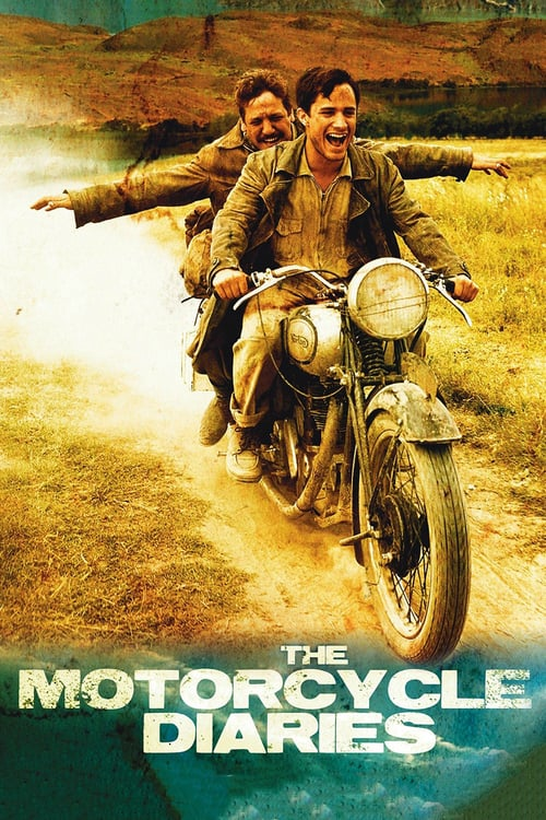 The Motorcycle Diaries - Movie Poster