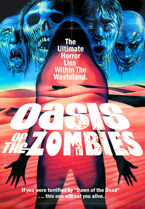 Oasis of the Zombies - Movie Poster