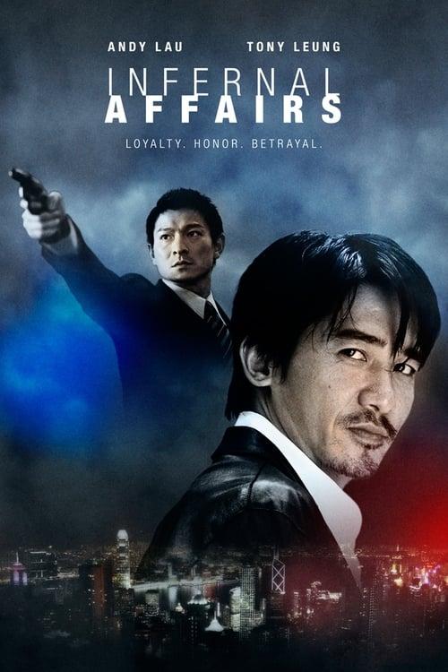 Infernal Affairs - Movie Poster