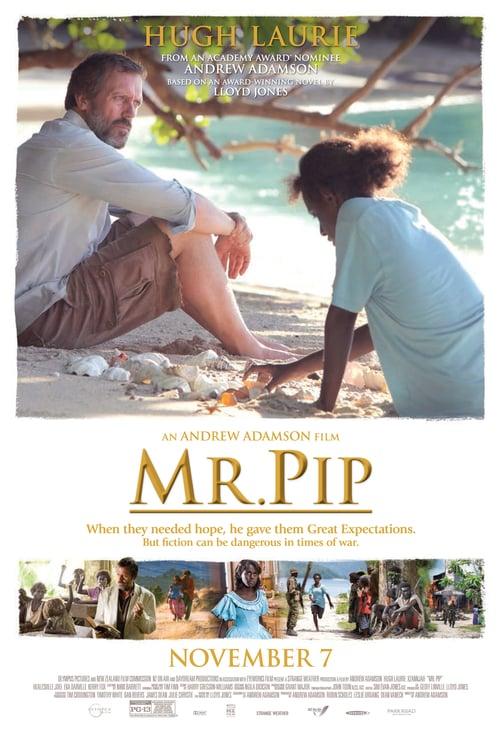 Mr. Pip - Movie Poster