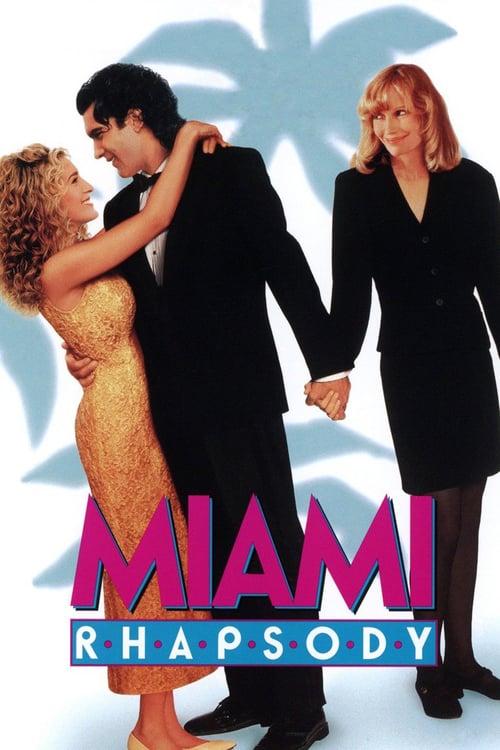 Miami Rhapsody - Movie Poster