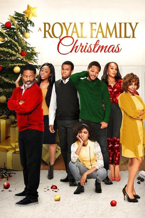 A Royal Family Christmas - Movie Poster