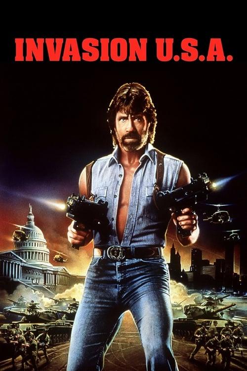 Invasion U.S.A. - Movie Poster