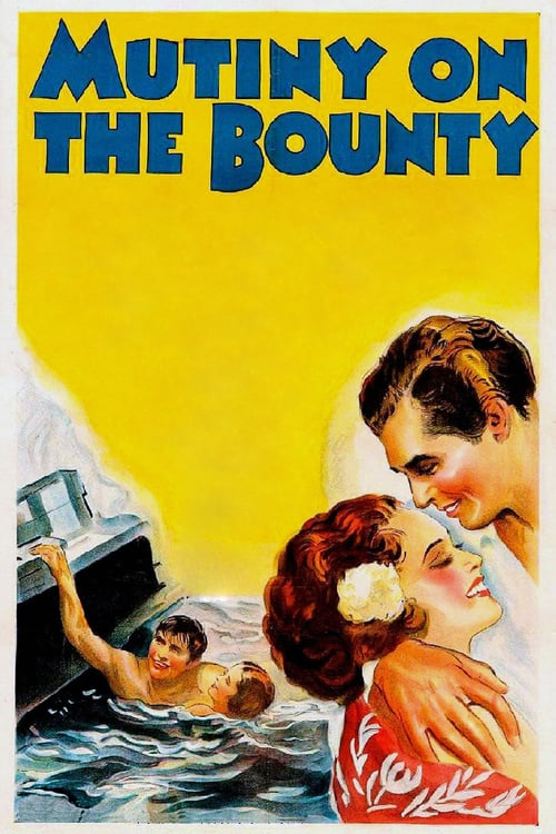 Mutiny on the Bounty - Movie Poster