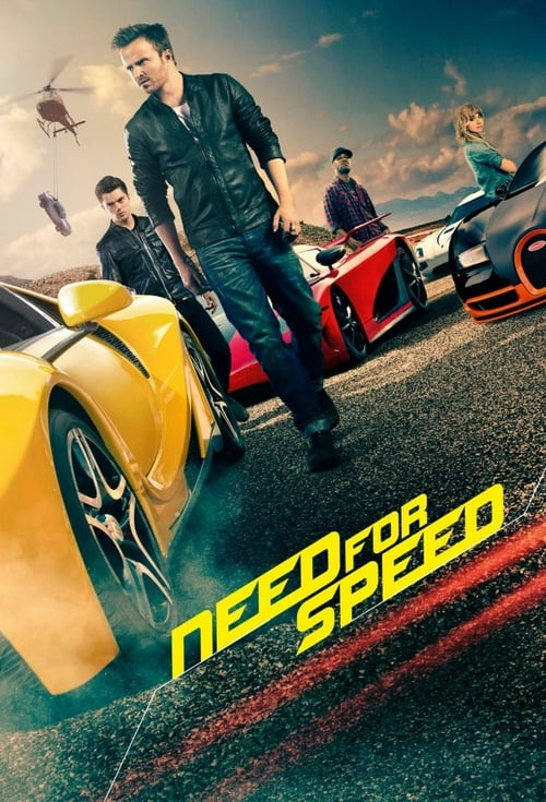 Need for Speed - Movie Poster